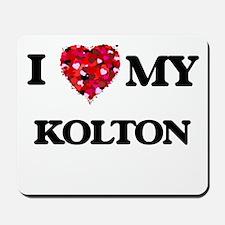 I love my Kolton Mousepad