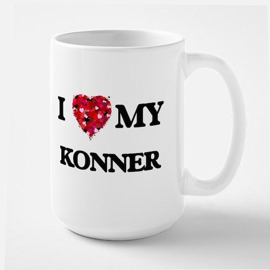 I love my Konner Mugs