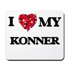 I love my Konner Mousepad