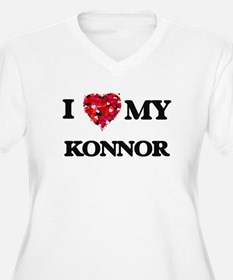 I love my Konnor Plus Size T-Shirt
