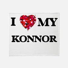 I love my Konnor Throw Blanket