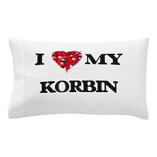 I love my Korbin Pillow Case