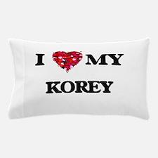 I love my Korey Pillow Case