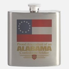 AL Proud Descendant Flask