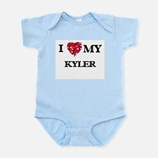 I love my Kyler Body Suit