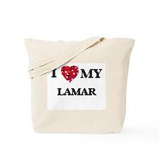 I love my Lamar Tote Bag