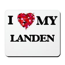 I love my Landen Mousepad