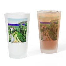 Cool Camille Drinking Glass
