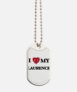 I love my Laurence Dog Tags