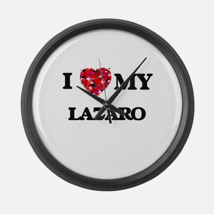 I love my Lazaro Large Wall Clock