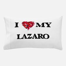 I love my Lazaro Pillow Case