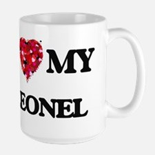 I love my Leonel Mugs