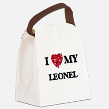 I love my Leonel Canvas Lunch Bag
