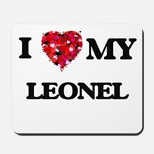 I love my Leonel Mousepad