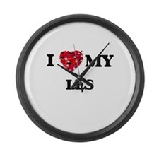 I love my Les Large Wall Clock