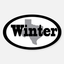 Winter Decal