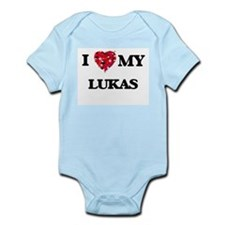 I love my Lukas Body Suit