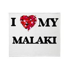 I love my Malaki Throw Blanket