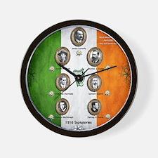The rising 1916 Wall Clock