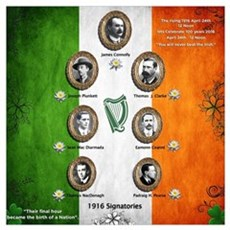 The rising 1916 Poster