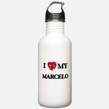 I love my Marcelo Water Bottle