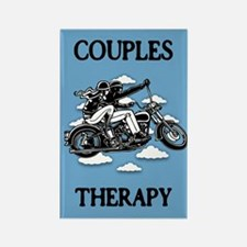 Couples Therapy Rectangle Magnet