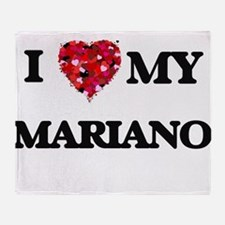 I love my Mariano Throw Blanket