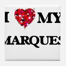 I love my Marques Tile Coaster