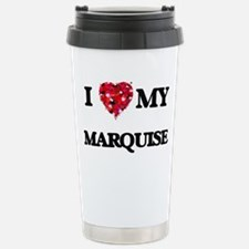 I love my Marquise Stainless Steel Travel Mug