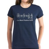 Buddhism Women's Dark T-Shirt