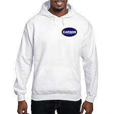 Ben Carson President 2016 Hoodie
