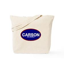 Ben Carson President 2016 Tote Bag