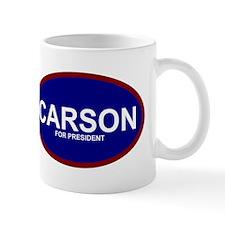 Ben Carson President 2016 Mug