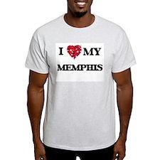 I love my Memphis T-Shirt