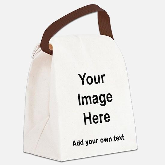 Pet stuff templates Canvas Lunch Bag