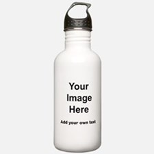 Pet stuff templates Water Bottle