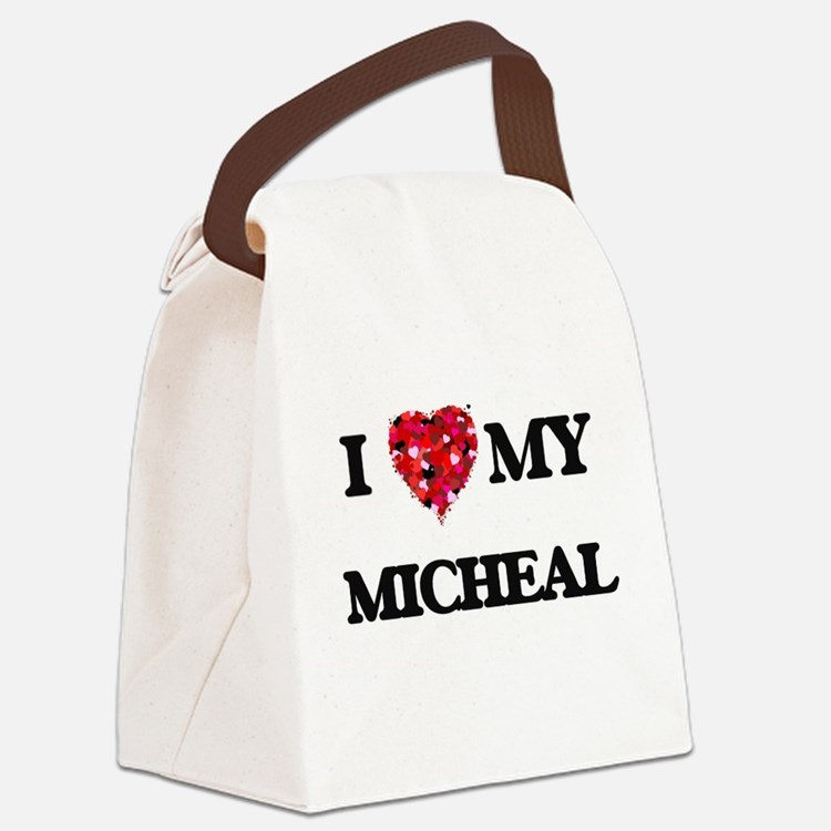 I love my Micheal Canvas Lunch Bag