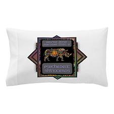Unique Leopard psychedelic Pillow Case
