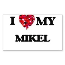 I love my Mikel Decal