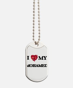 I love my Mohamed Dog Tags