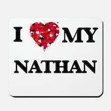 I love my Nathan Mousepad
