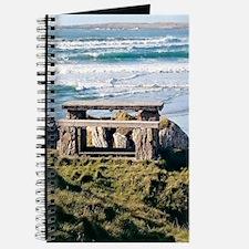 Beach Seat Gifts Journal