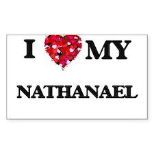 I love my Nathanael Decal