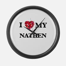 I love my Nathen Large Wall Clock