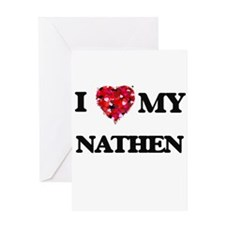 I love my Nathen Greeting Cards