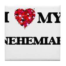 I love my Nehemiah Tile Coaster