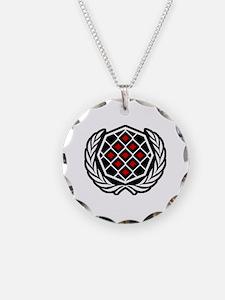 Global MMA Symbol Necklace
