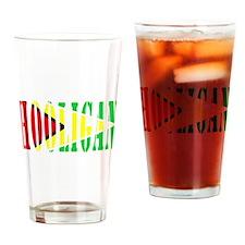 HOOLIGAN Guyanese Drinking Glass