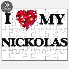 I love my Nickolas Puzzle