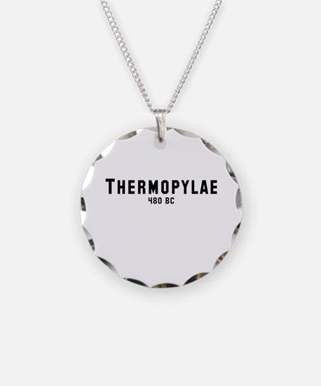Thermopylae Necklace